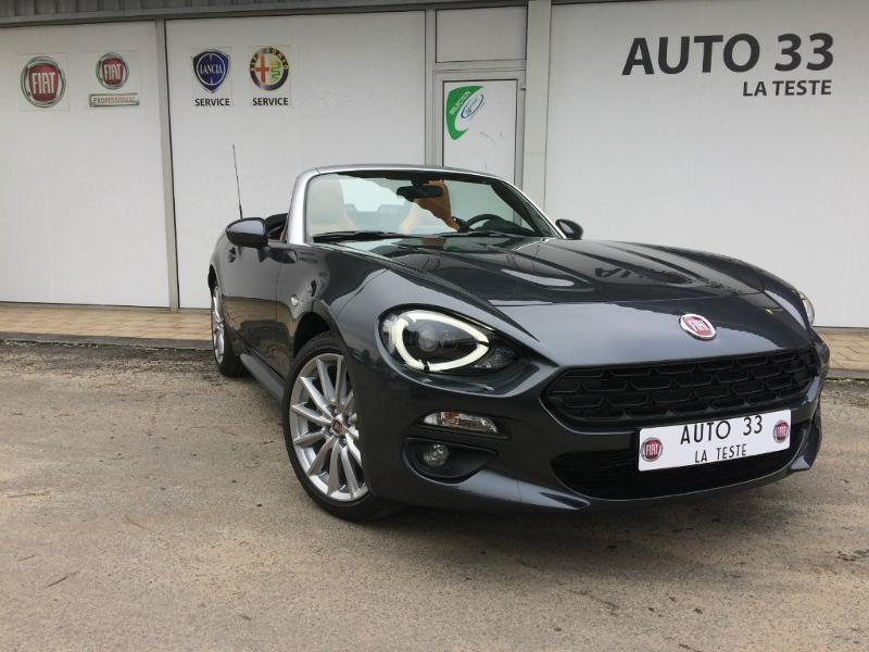 abarth 124 spider 1 4 multiair 140ch lusso plus neuve n 47049 sipa automobiles. Black Bedroom Furniture Sets. Home Design Ideas