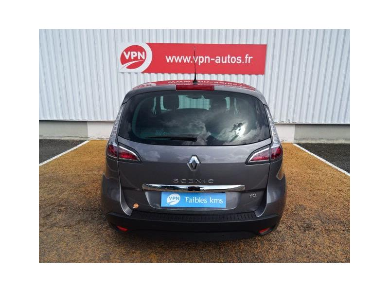 renault scenic 1 6 dci 130ch energy bose eco 2015 occasion n 47487 sipa automobiles. Black Bedroom Furniture Sets. Home Design Ideas