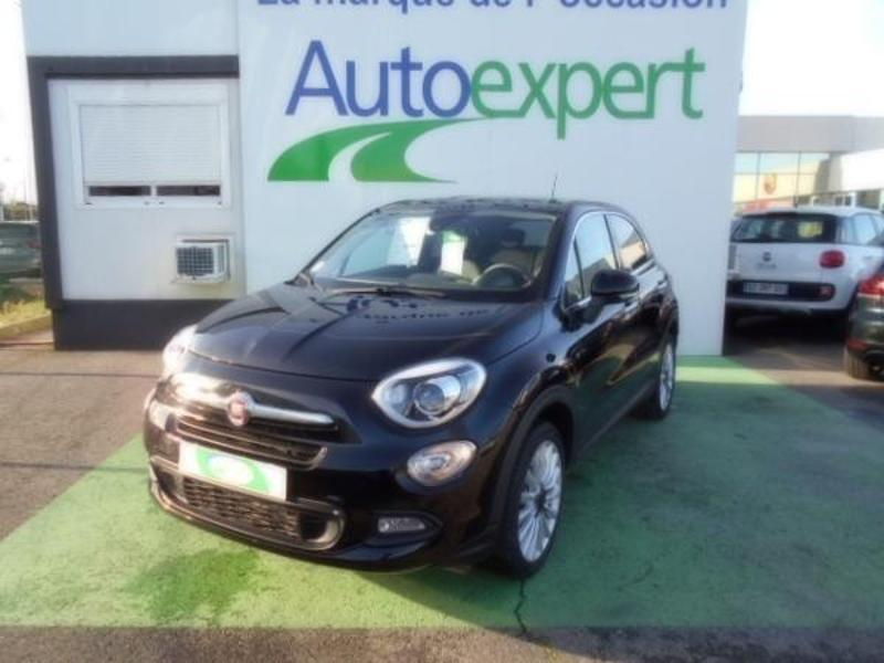 fiat 500x 1 6 multijet 16v 120ch lounge occasion n 49480 sipa automobiles. Black Bedroom Furniture Sets. Home Design Ideas