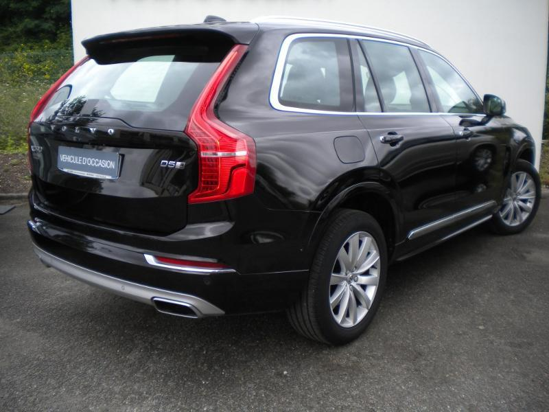 volvo xc90 d5 awd 225ch inscription luxe geartronic 7 places occasion n 49484 sipa automobiles. Black Bedroom Furniture Sets. Home Design Ideas