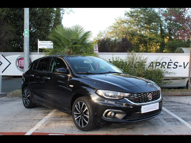 fiat tipo 1 6 multijet 120ch lounge s s 5p occasion n 54565 sipa automobiles. Black Bedroom Furniture Sets. Home Design Ideas