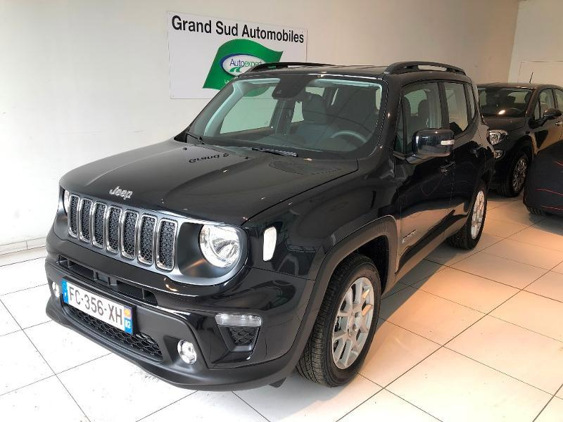 JEEP Renegade 1.4 MultiAir S&S 140ch Limited occasion éligible à la prime à la conversion en vente à  à 18990 €