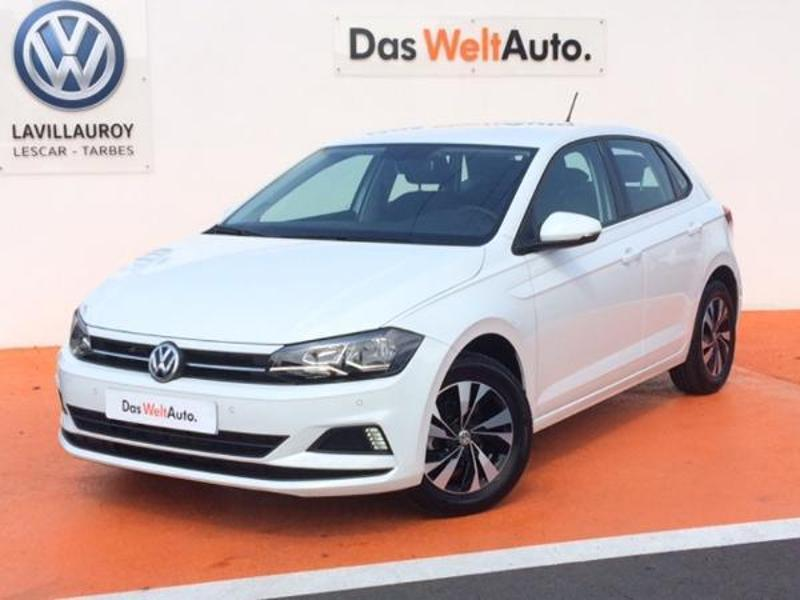 VOLKSWAGEN Polo 1.4 TDI 90ch BlueMotion Technology Match 5p occasion éligible à la prime à la conversion en vente à  à 13890 €
