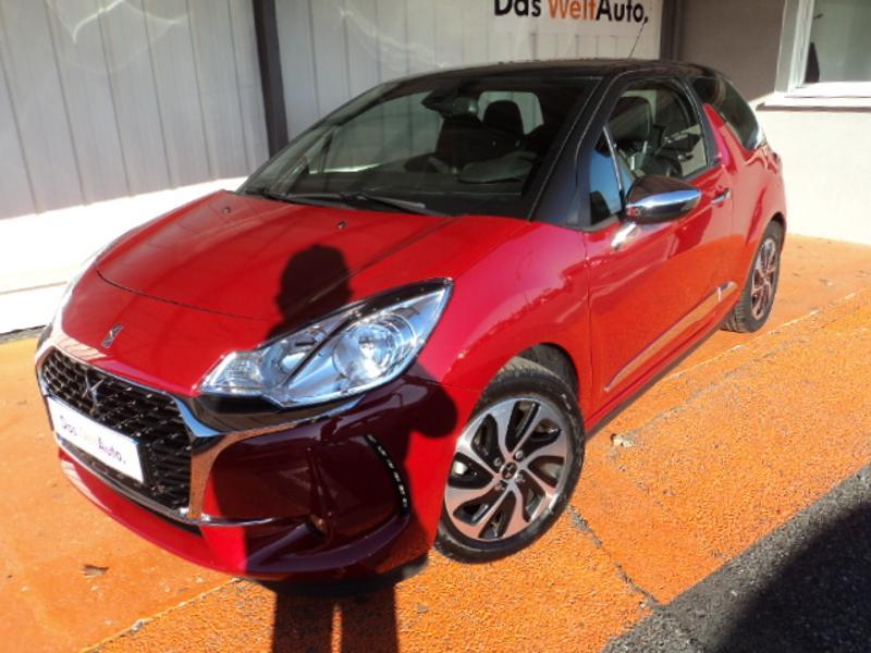 Ds Ds 3 PureTech 110ch So Chic S&S occasion éligible à la prime à la conversion en vente à  à 16490 €