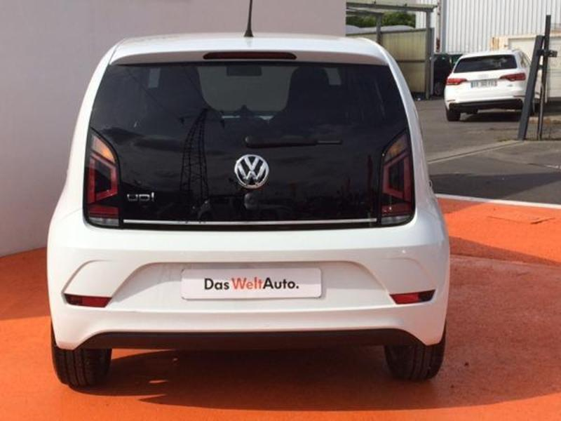 Photo n°9 de la voiture Volkswagen Up 1.0 60ch up! Beats Audio 5p occasion disponible chez votre concessionnaire à 10 890 €