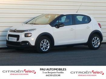 Achat CITROEN C3 BlueHDi 75ch Feel Business S&S occasion à Lescar à 14990 €