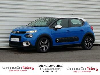 Achat CITROEN C3 BlueHDi 75ch Feel Business S&S occasion à Lescar à 14790 €
