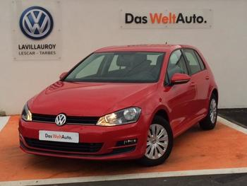 Achat VOLKSWAGEN Golf 1.6 TDI 110ch BlueMotion Technology FAP Trendline Business 5p occasion à Lescar à 17690 €