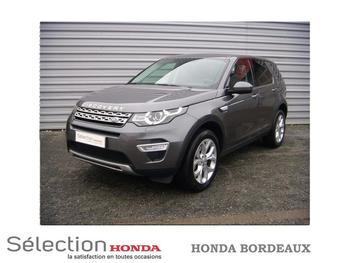 Achat LAND-ROVER Discovery Sport 2.0 TD4 180ch AWD HSE Luxury Mark I occasion à Le Bouscat à 32990 €