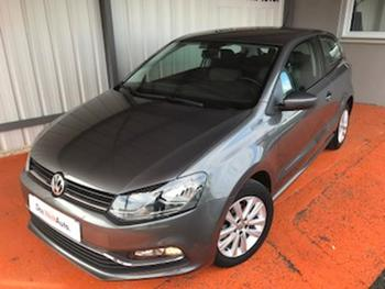 Achat VOLKSWAGEN Polo 1.4 TDI 90ch BlueMotion Technology Confortline 3p occasion à Tarbes à 11990 €