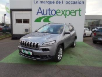 Achat JEEP Cherokee 2.0 MultiJet 140ch Limited S/S occasion à Toulouse à 26990 €