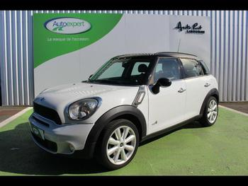 Achat MINI Countryman Cooper S 184ch ALL4 occasion à Libourne à 12990 €