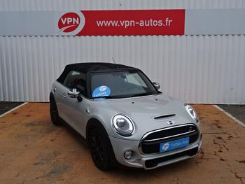 Achat MINI Cabrio COOPER S 192CH RED HOT CHILI BVA occasion à Lormont à 29990 €