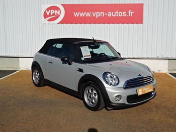 Achat MINI Cabrio ONE 98CH + OPTIONS occasion à Lormont à 14490 €