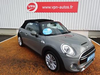 Achat MINI Cabrio COOPER S 192CH RED HOT CHILI BVAS occasion à Lormont à 29990 €