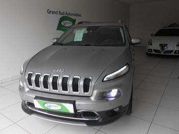 Achat JEEP Cherokee 2.2 MultiJet 200ch Limited Active Drive I BVA S/S occasion à Montauban à 32900 €