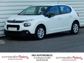 Achat CITROEN C3 BlueHDi 75ch Feel Business S&S 83g occasion à Lescar à 15877 €