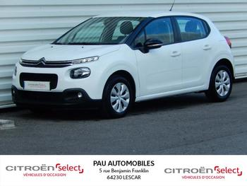 Achat CITROEN C3 BlueHDi 75ch Feel Business S&S occasion à Lescar à 14540 €