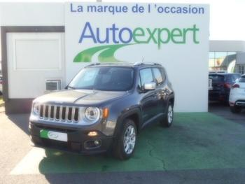 Achat JEEP Renegade 1.6 MultiJet S&S 120ch Limited occasion à Toulouse à 18690 €