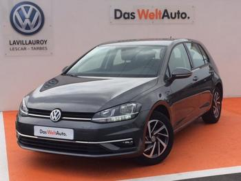 Achat VOLKSWAGEN Golf 1.4 TSI 125ch BlueMotion Technology Sound DSG7 5p occasion à Lescar à 22890 €