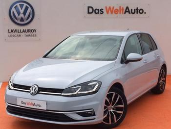 Achat VOLKSWAGEN Golf 1.5 TSI EVO 150ch BlueMotion Technology Carat Exclusive DSG7 5p occasion à Lescar à 27890 €