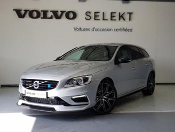 Achat VOLVO V60 T6 AWD 367ch Polestar Geartronic occasion à Labege à 51400 €