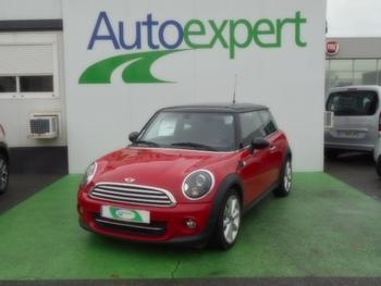 Achat MINI Mini Cooper 122ch Pack Red Hot Chili occasion à Toulouse à 9990 €