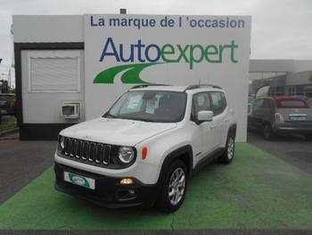 Achat JEEP Renegade 1.6 MultiJet S&S 120ch Longitude Business occasion à Toulouse à 16890 €