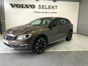 Achat VOLVO V60 Cross Country D4 AWD 190ch Summum Geartronic occasion à Labege à 29900 €
