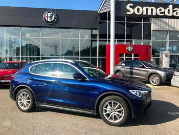 Achat ALFA ROMEO Stelvio 2.2 Diesel 180ch Lusso AT8 occasion à Toulouse à 50200 €