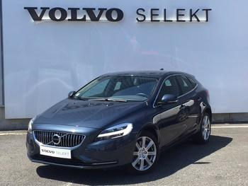 Achat VOLVO V40 D2 120ch Inscription Geartronic occasion à Lormont à 21900 €