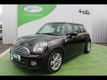 Achat MINI Mini Cooper D 112ch Pack Red Hot Chili II occasion à Libourne à 12990 €