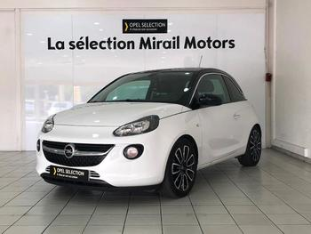 Achat OPEL Adam 1.0 ECOTEC Turbo 115ch Glam Start/Stop occasion à Toulouse à 14990 €