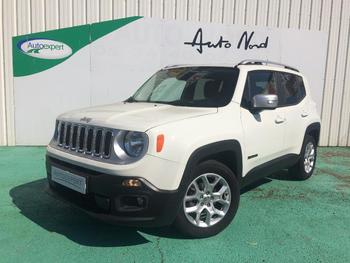 Achat JEEP Renegade 1.6 MultiJet S&S 120ch Limited occasion à Toulouse à 17990 €