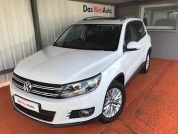 Achat VOLKSWAGEN Tiguan 2.0 TDI 140ch BlueMotion Technology FAP Cup occasion à Tarbes à 19890 €