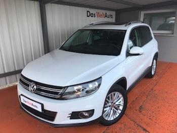 Achat VOLKSWAGEN Tiguan 2.0 TDI 110ch BlueMotion Technology FAP Cup occasion à Tarbes à 18990 €