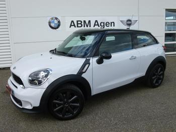 Achat MINI Paceman Cooper S 184ch Pack Red Hot Chili II occasion à Boé à 17980 €