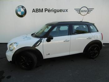 Achat MINI Countryman Cooper SD 143ch Pack Red Hot Chili ALL4 BVA occasion à Trélissac à 17900 €