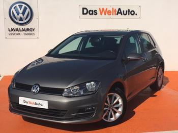 Achat VOLKSWAGEN Golf 1.6 TDI 105ch BlueMotion Technology FAP Lounge 5p occasion à Lescar à 15890 €