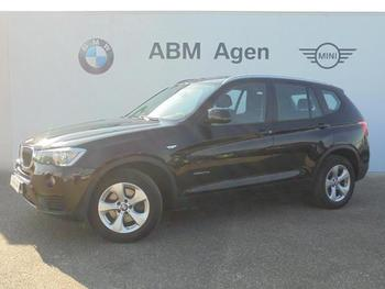 Achat BMW X3 xDrive20d 190ch Executive occasion à Boé à 26990 €