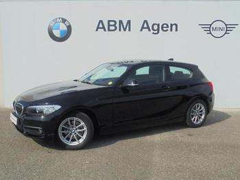 Achat BMW Serie 1 116d 116ch EfficientDynamics Edition Lounge 3p occasion à Boé à 18590 €