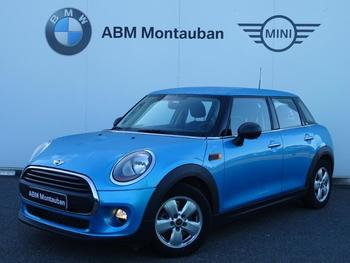 Achat MINI Mini One 75ch Pack Salt occasion à Montauban à 13900 €