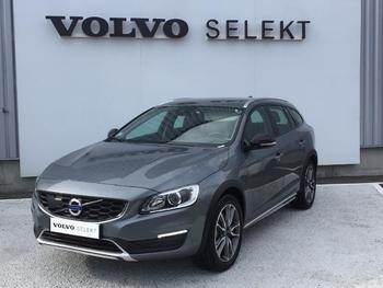 Achat VOLVO V60 Cross Country D4 AWD 190ch Pro Geartronic occasion à Lormont à 31900 €