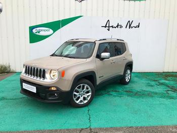 Achat JEEP Renegade 1.6 MultiJet S&S 120ch Limited occasion à Toulouse à 16590 €