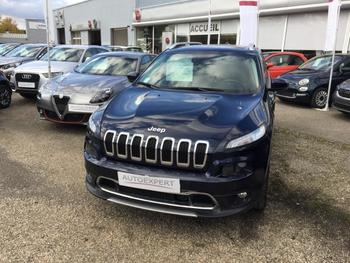 Achat JEEP Cherokee 2.0 MultiJet 170ch Limited Active Drive I BVA S/S occasion à Montauban à 25900 €