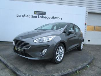 Achat FORD Fiesta 1.0 EcoBoost 100ch Stop&Start B&O Play First Edition 5p occasion à Labege à 14290 €