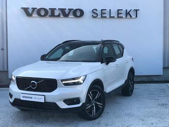 Achat VOLVO XC40 D4 AdBlue AWD 190ch R-Design Geartronic 8 occasion à Lormont à 39900 €