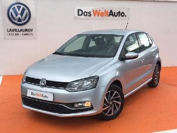 Achat VOLKSWAGEN Polo 1.4 TDI 90ch BlueMotion Technology Match 5p occasion à Lescar à 14690 €