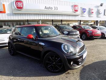 Achat MINI Mini Cooper S 184ch Pack Red Hot Chili occasion à La Teste à 15490 €