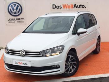 Achat VOLKSWAGEN Touran 1.4 TSI 150ch BlueMotion Technology Sound 7 places occasion à Tarbes à 24890 €